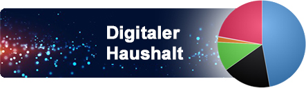 Digitaler Haushalt